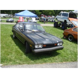 Roger Manor's 74 Capri - Rescued from the dead